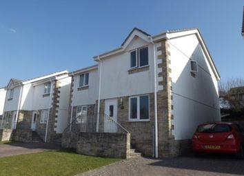 Thumbnail 2 bed property to rent in Manor Gardens, Millbrook, Cornwall