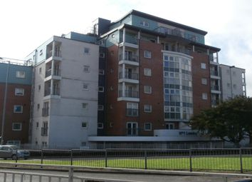 Thumbnail 1 bed flat to rent in London Road, Newcastle-Under-Lyme