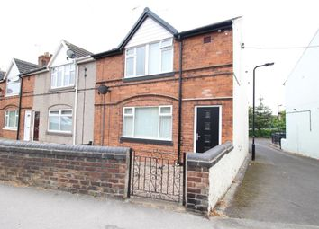 Thumbnail 3 bed terraced house to rent in Laughton Road, Dinnington, Sheffield
