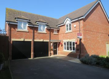 Thumbnail 4 bedroom detached house for sale in Wyatt Way, Meriden, Coventry