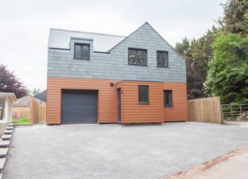 Thumbnail 4 bed detached house for sale in Blackeven Hill, Roborough, Plymouth