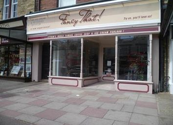 Thumbnail Commercial property to let in Fancy That, 53 Clifton Street, Lytham, Lancashire