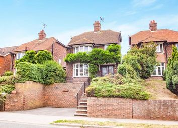 Thumbnail 3 bed detached house for sale in Nackington Road, Canterbury, Kent, U.K