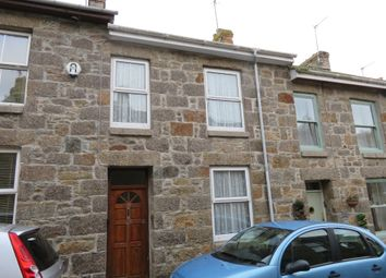 Thumbnail 3 bed terraced house for sale in Wesley Street, Heamoor, Penzance