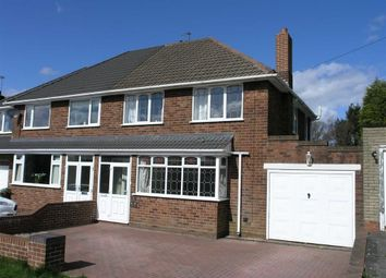 Thumbnail 3 bed semi-detached house for sale in Brownswall Road, Sedgley, Dudley