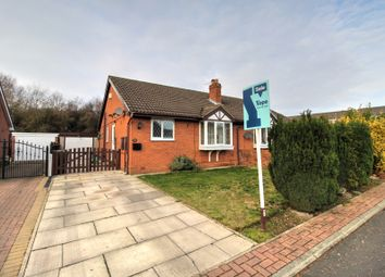 Thumbnail 2 bed bungalow for sale in Maxwell Street, Featherstone, Pontefract