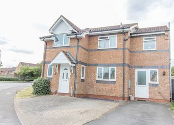 Thumbnail 4 bed detached house for sale in Grendon Drive, Avon Park, Rugby