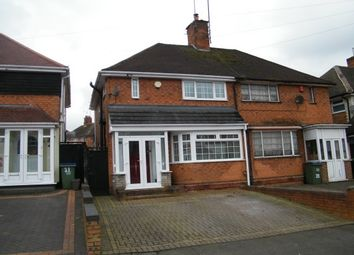 Thumbnail 3 bed property to rent in Lewis Road, Oldbury