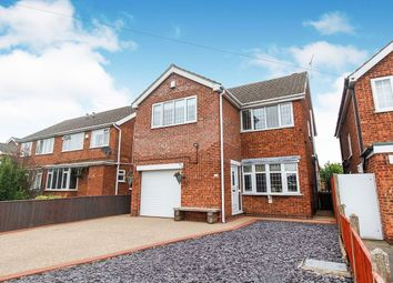 Thumbnail 4 bed detached house for sale in The Cloisters, Grimsby