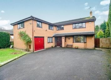 Thumbnail 5 bed detached house to rent in The Copse, Eaves Green, Chorley
