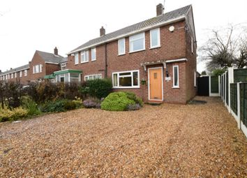 Thumbnail 2 bed semi-detached house for sale in Norris Road, Sale, Greater Manchester
