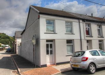 Thumbnail 4 bedroom end terrace house for sale in Church Street, Ton Pentre, Pentre