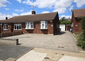 Thumbnail 2 bed semi-detached bungalow for sale in Priory Road, Corringham, Stanford-Le-Hope
