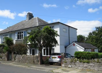 4 bed semi-detached house for sale in Compton Avenue, Mannamead, Plymouth PL3