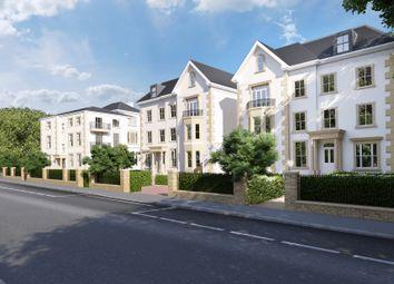 Thumbnail 2 bedroom flat for sale in Oakhill Road, Surbiton