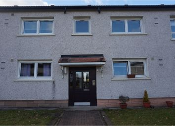 Thumbnail 1 bed flat to rent in 128 Goldberry Avenue, Glasgow