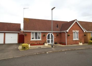 Thumbnail 2 bed bungalow for sale in Leverington, Wisbech