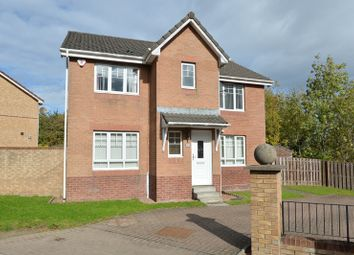 Thumbnail 4 bed property for sale in Byrehope Road, Uphall, West Lothian