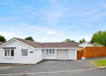 Thumbnail 3 bed bungalow for sale in Newcross Park, Kingsteignton, Newton Abbot, Devon