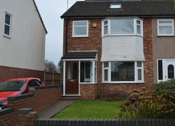 Thumbnail 5 bed end terrace house for sale in Aldermans Green Road, Aldermans Green, Coventry