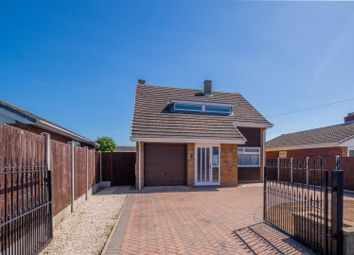 Thumbnail 3 bed detached house for sale in Sandway Drive, Thorpe Willoughby, Selby