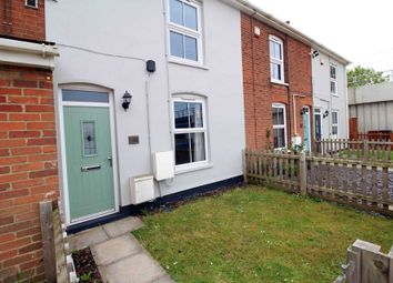 Thumbnail 2 bed terraced house to rent in Sproughton Road, Ipswich