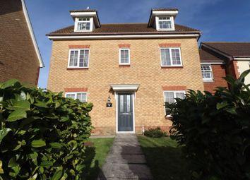 Thumbnail 5 bed detached house for sale in Hazel Close, Thorrington, Colchester