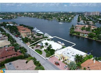 Thumbnail 4 bed property for sale in 17 Isla Bahia Dr, Fort Lauderdale, Fl, 33316