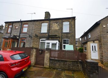 Thumbnail 2 bed end terrace house for sale in Booth Street, Queensbury, Bradford