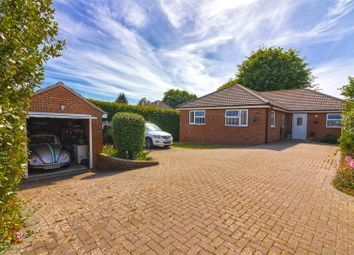Thumbnail 4 bed detached bungalow for sale in Hayling Rise, Worthing