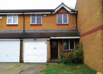 Thumbnail 3 bed terraced house for sale in Bream Close, London