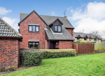 Thumbnail 4 bed detached house to rent in All Saints Close, Wokingham