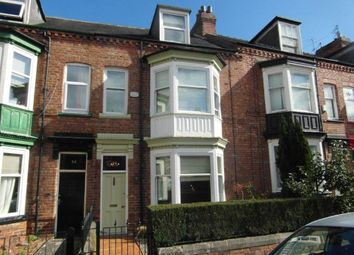 Thumbnail 1 bed flat to rent in Woodland Terrace, Darlington