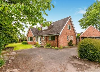 Thumbnail 4 bed bungalow for sale in Boat Lane, Weston, Stafford, Staffordshire