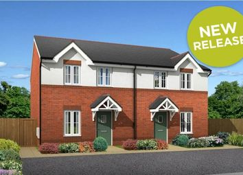 "Thumbnail 3 bed semi-detached house for sale in ""Howden"" at Main Road, New Brighton, Mold"