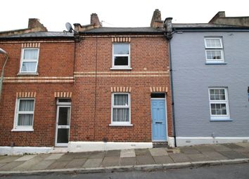 Thumbnail 2 bed terraced house for sale in St. Loyes Terrace, Exeter