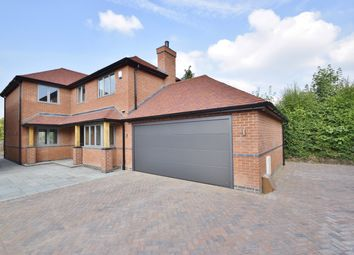 Thumbnail 4 bed detached house for sale in 4 Arley Gardens, East Leake