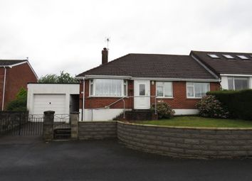 Thumbnail 3 bedroom semi-detached bungalow for sale in Springfield Rise, Barry