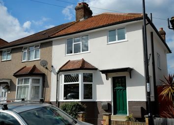 Thumbnail 3 bed semi-detached house to rent in Brightling Road, London