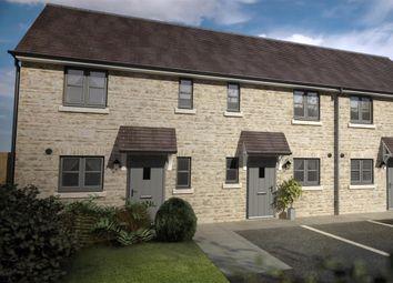 Thumbnail 2 bedroom terraced house for sale in Plot 21, The Coate, Blunsdon Meadow, Swindon, Wilts