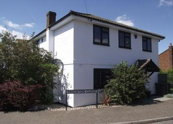 Thumbnail 3 bedroom property to rent in Paignton Close, Rayleigh