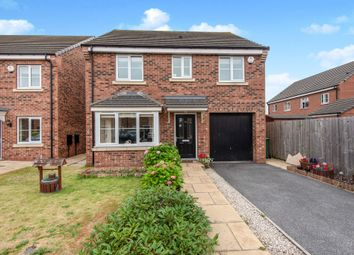 Thumbnail 4 bedroom detached house for sale in St. Giles Close, Retford
