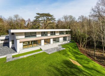 Thumbnail 6 bedroom detached house for sale in Mill Road, Holmwood, Dorking