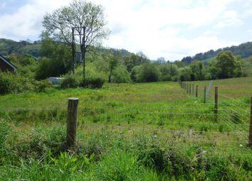 Thumbnail Land for sale in Heol Y Dderwen, Pontwely, Llandysul