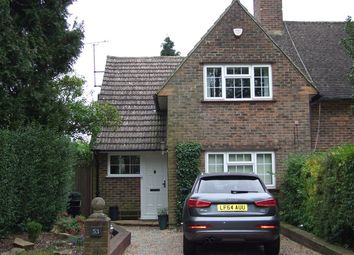 Thumbnail 3 bedroom end terrace house to rent in Chequers Lane, Walton On The Hill
