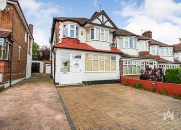 3 bed semi-detached house for sale in Arnos Road, London N11