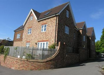 Thumbnail 2 bed flat to rent in Harley Lodge, Harley Lane, Heathfield, East Sussex