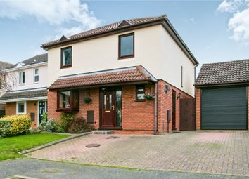 Thumbnail 4 bed detached house for sale in Lime Road, Ramsey, Huntingdon