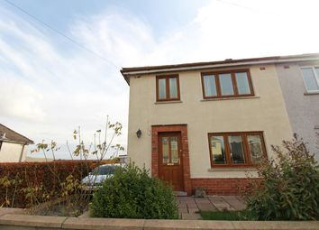 Thumbnail 3 bed semi-detached house for sale in Highlands Road, Beaufort, Ebbw Vale
