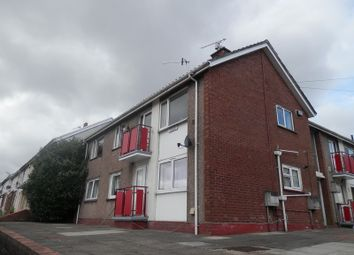 Thumbnail 3 bedroom flat for sale in Trewyddfa Gardens, Morriston, Swansea.